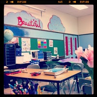 Photo taken at Nichols Middle School by Kristi W. on 9/1/2012