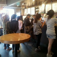Photo taken at Starbucks by Hamin K. on 4/17/2012