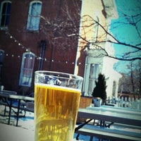 Photo taken at Golden City Brewery by Kevin O. on 1/9/2012