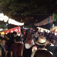 Photo taken at 明顕山 祐天寺 by yakkunkun on 7/16/2012