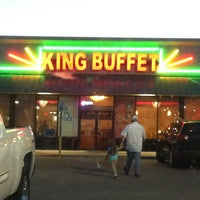 Photo taken at King Buffet by Didi S. on 9/23/2011