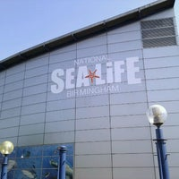 Photo taken at National Sea Life Centre by Chris G. on 5/3/2011