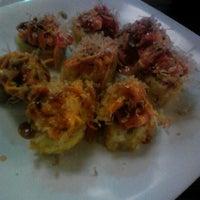 Photo taken at Samurai Sushi by Josiah A. on 12/4/2011