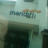 Photo taken at mandiri by m. a. on 2/24/2012