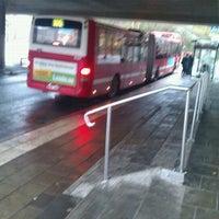 Photo taken at Farsta Busstorg (B) by Brommabo on 12/13/2011