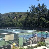 Photo taken at Alpine Hills Tennis & Swimming Club by Au on 8/1/2012