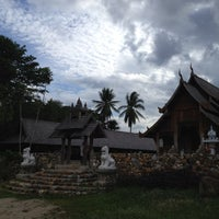 Photo taken at KuangGom Temple by kugolf2004 on 6/24/2012