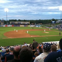 Photo taken at Fifth Third Ballpark by Sydney H. on 8/24/2011