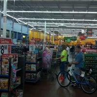 Photo taken at Walmart Supercenter by Bryan T. on 12/23/2011