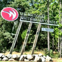 Photo taken at U.S. National Whitewater Center by Jenny M. on 9/7/2012