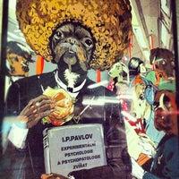 Photo taken at Metro =C= I. P. Pavlova by Dmitry G. on 9/2/2012