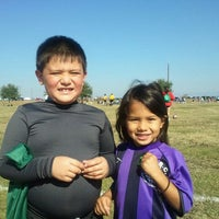 Photo taken at Soccer Fields by Chris M. on 11/5/2011