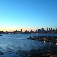 Photo taken at W Hoboken by D T. on 3/3/2011