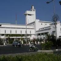 Photo taken at Kantor Gubernur Jawa Timur by Melinda G. on 2/1/2012