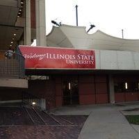 Foto diambil di Illinois State University oleh Anders pada 11/4/2011