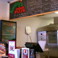 Photo taken at Kennedy's Chicago Pizza by Jonathan R. on 8/30/2011