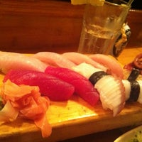Photo taken at Tokyo Sushi by Tammy O. on 11/29/2011