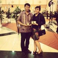 Photo taken at Hotel Bumi Wiyata by Taufik H. on 9/9/2012