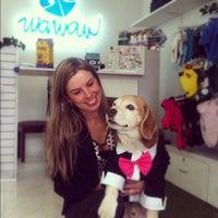 Photo taken at Wawaw, ropa para perros by Wawaw R. on 6/29/2012