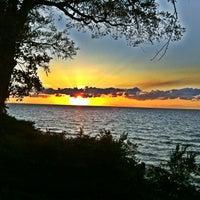 Photo taken at Lakeview Beach by Daniel U. on 8/18/2012