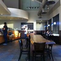 Photo taken at Starbucks by Jongbok L. on 4/15/2011
