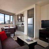 ... Photo Taken At Meriton Serviced Apartments By Meriton S. On 6/26/2011  ...