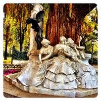 Foto tomada en Parque de María Luisa por David G. el 1/30/2012