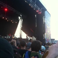 Photo taken at 2012 Beale Street Music Festival - Orion Stage by edisonv 😜 on 5/7/2012