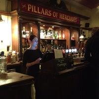 Photo taken at Pillars of Hercules by Paul D. on 1/20/2012