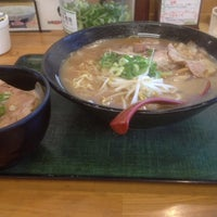 Photo taken at ラーメン横綱 安城店 by Takita W. on 6/29/2012