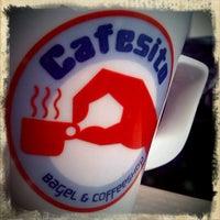 Das Foto wurde bei Cafesito von Daniel am 4/12/2012 aufgenommen