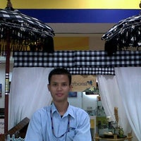 Photo taken at Parkir Cibubur Junction by Nano R. on 10/15/2011