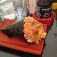 Foto tirada no(a) Kony Sushi Bar por Pedro A. em 8/28/2012