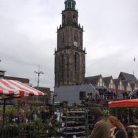 Photo taken at Grote Markt by Hismar S. on 4/6/2012