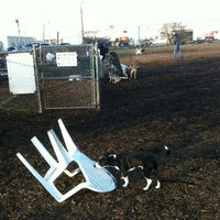 Photo taken at Newport Dog Park by Newport P. on 1/31/2012