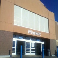 Photo taken at Walmart Supercenter by Dion W. on 10/13/2011