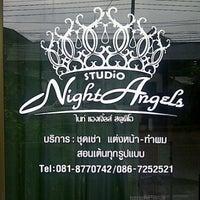 Photo taken at Night Angels studio by SoraSora P. on 9/11/2011