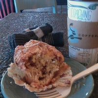Photo taken at Caribou Coffee by Duane Q. on 2/22/2012