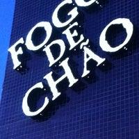 Photo taken at Fogo de Chao Brazilian Steakhouse by Jaimie C. on 1/26/2011
