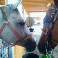 Photo taken at Ajax Downs by Kelly C. on 9/4/2011