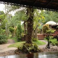 Photo taken at Baan Habeebee Resort by Panlop R. on 7/12/2012