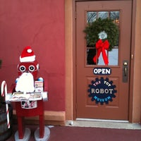 Photo taken at The Toy Robot Museum by Jason L. on 12/30/2010