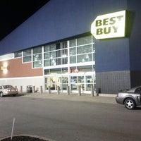 Photo taken at Best Buy by Luke O. on 1/10/2012