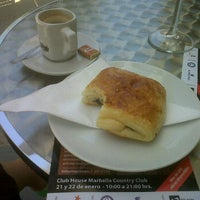 Photo taken at Pasteleria Nicolas by Francisca Y. on 1/16/2012