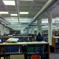 Photo taken at Norlin Library - University of Colorado at Boulder by Jake T. on 11/12/2011