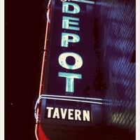 Photo taken at The Depot Tavern by Chad D. on 4/17/2011