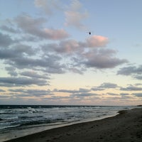 Photo taken at PAFB South Beach by Stephen . on 1/30/2012