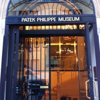 Photo taken at Patek Philippe Museum by Surreal on 10/8/2011