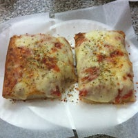 Photo taken at Gino's Pizza by William T. on 7/1/2012