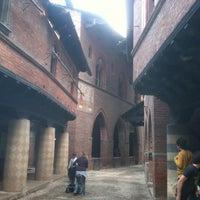 Photo taken at Borgo Medievale by Antonio L. on 4/6/2012